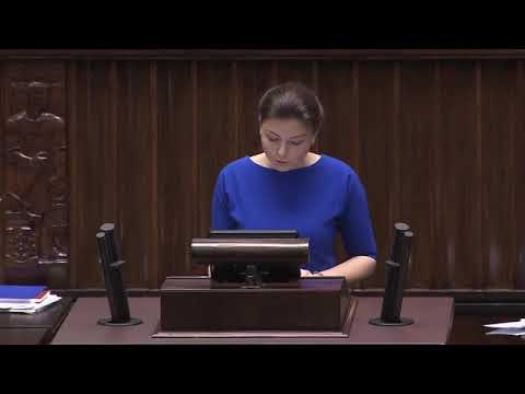 Monika Rosa – wystąpienie z 6 lutego 2018 r.
