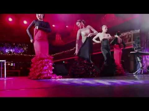 """Estereo"" Dance show presents sensual ""Tango"". Spanish dance"