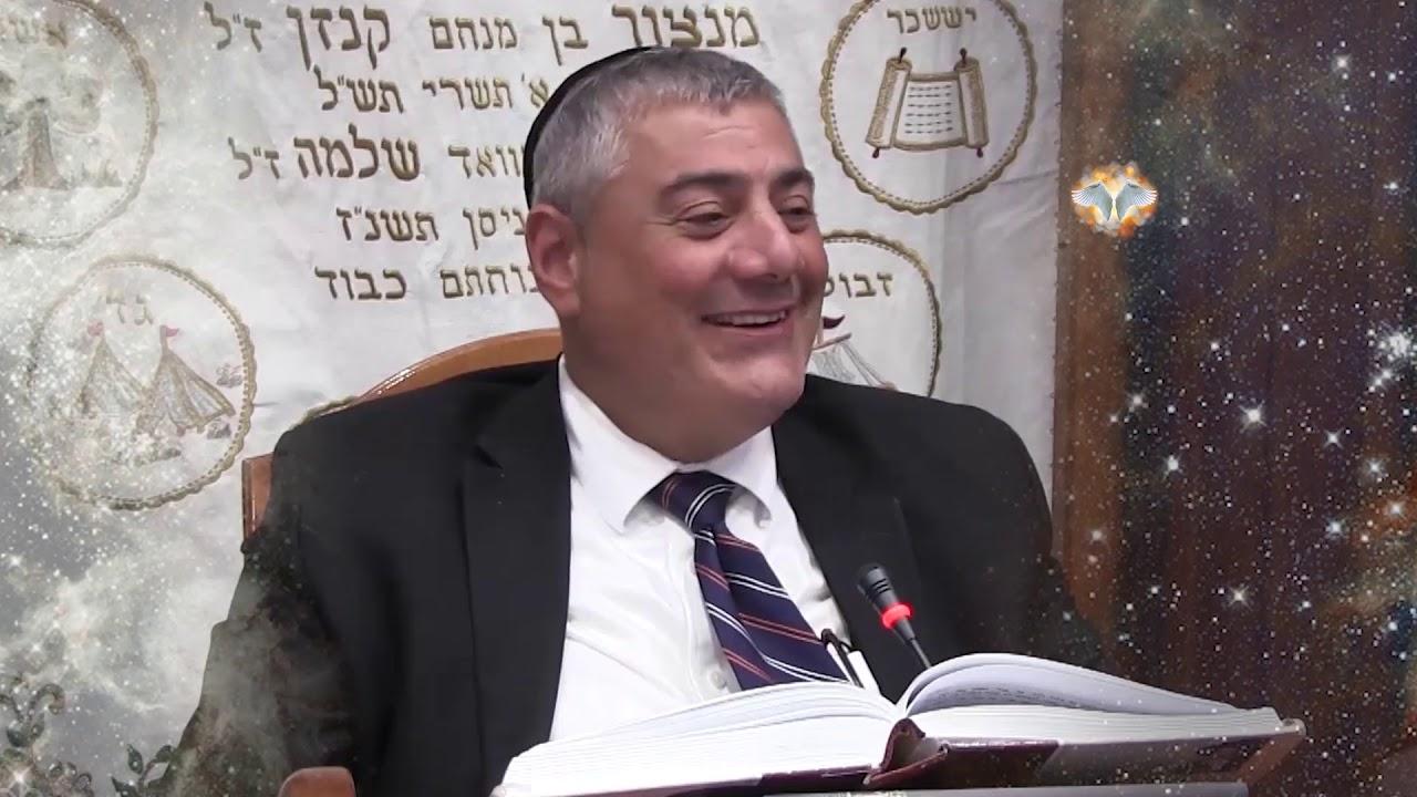 הרב יוסף מזרחי - נבלים ברשות התורה חריף!!!