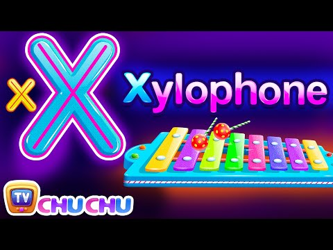 Phonics Song (Xylophone Version) - A For Apple - ABC Alphabet Songs with Sounds for Children - วันที่ 20 Jul 2018