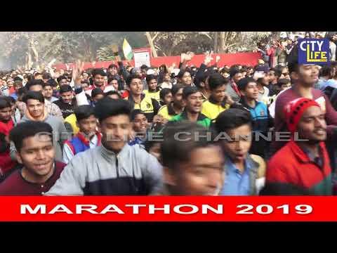 YAMUNANAGAR MARATHON 2019 || CM MANOHAR LAL KHATTAR ||
