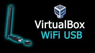 Virtualbox USB WiFi adapter w Kali Linux lub Windows