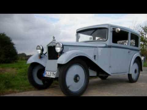 DKW F1 Limousine 1932