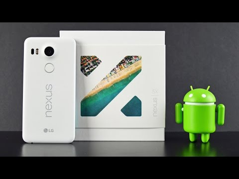 Google Nexus 5X: Unboxing & Review