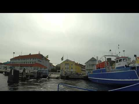 Marstrand Landscape and Ferry Trip in Goteborg, Sweden