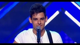 James Johnston - The X Factor Australia 2014 - AUDITION [FULL]