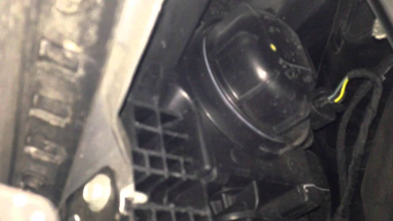 F350 Fog Light Bulb