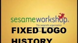 CTWSesame Workshop Logo History Fixed