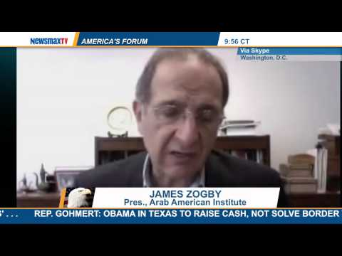 America's Forum | James Zogby: The president of the Arab American Institute