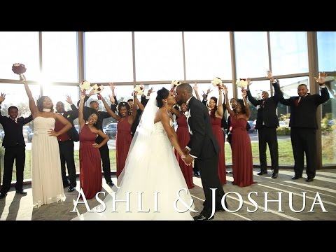 Ashli & Joshua Wedding Film | Gateway Conference Center | Rock Hill SC