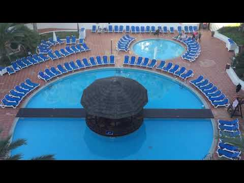 Balcony View From Estival Park Hotel 1 In La Pineda