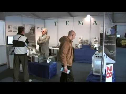 Tema Electric Propulsion at Pula Boat Fair 2013
