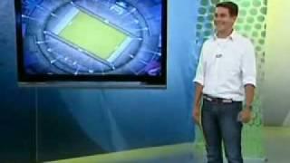 Hino oficial da UEFA Champions League [COMPLETO] , Globo Esporte São Paulo 22.05.10