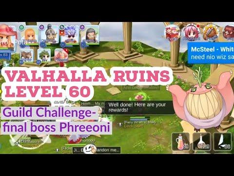Download Tips To Solo Kill Maya Valhalla Ruin 60 Ragnarok M