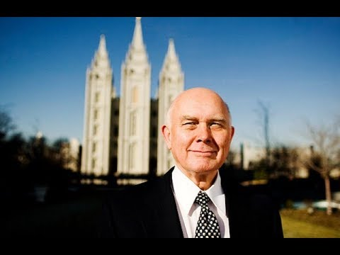 DEEP CHURCH - MORMON LEADERS in bed with Clinton cartel?