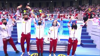 В Осаке стартовал командный Чемпионат мира по фигурному катанию.