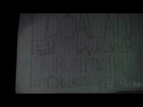 DJ  Alan Walker Turun  Naik Oles Trus