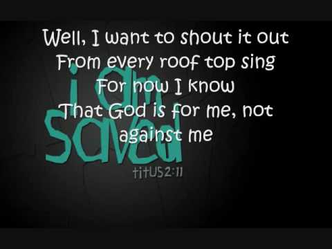 Happy Song by Chris Tomlin with lyrics