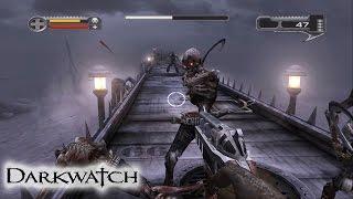 PCSX2 Emulator 1.5.0-1441   Darkwatch [1080p HD]   Hidden Gem Sony PS2 Game