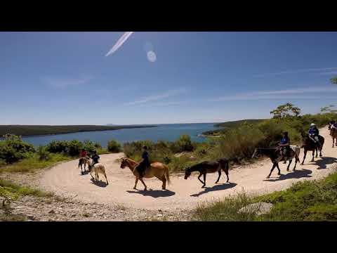 Ranch Barba Tone, Istria - Hauser way trip