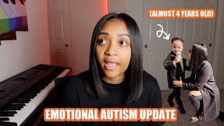 EMOTIONAL AUTISM UPDATE