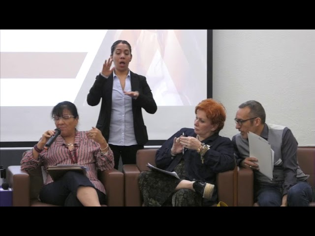 Discurso de Nashieli Ramírez, Presidenta de la CDHDF, en el Conversatorio Derechos de las Niñas