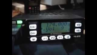 leixen vv 898 mobile dual band transceiver 136 174 400 470mhz test rx