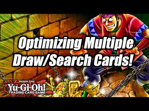 Yu-Gi-Oh! Optimizing Multiple Draw/Search...