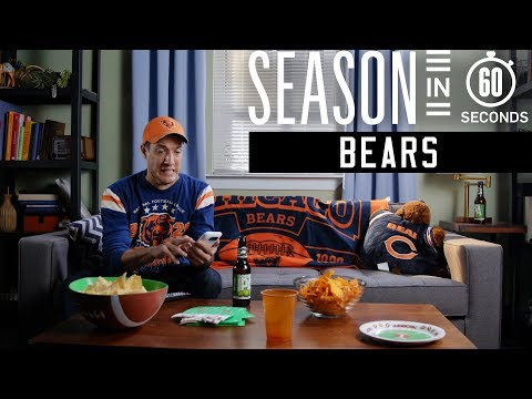 Chicago Bears Fan | Season in 60