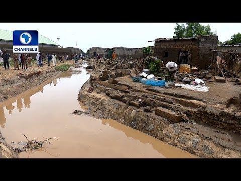 Flood Wreaks Havoc In Katsina, Kills At Least 45 Pt.1 |News@10| 16/07/18