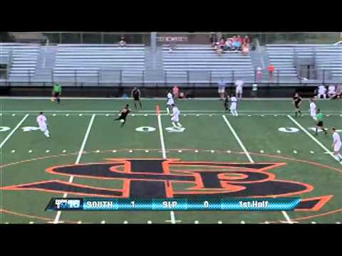Minneapolis South vs St. Louis Park Boys Soccer 8/25/14