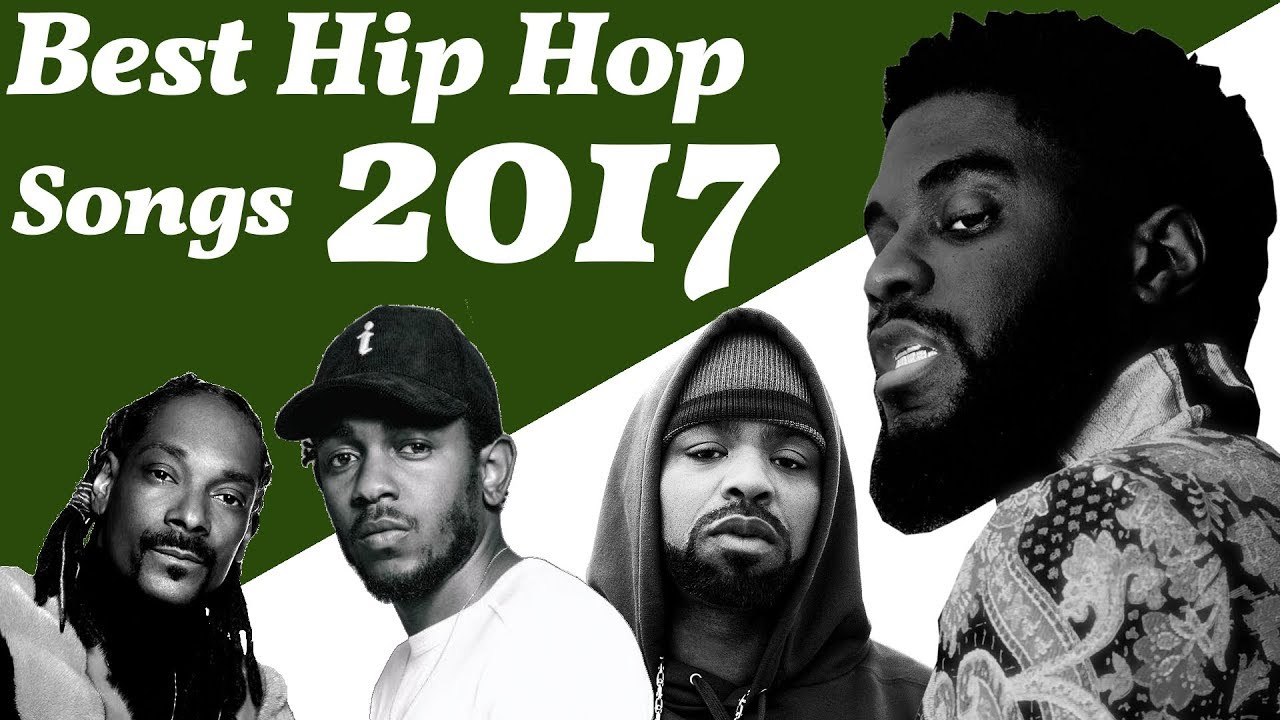 Top 20 Hip Hop Songs Of The YEAR 2017