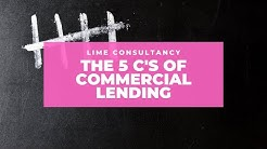Five Cs of commercial lending