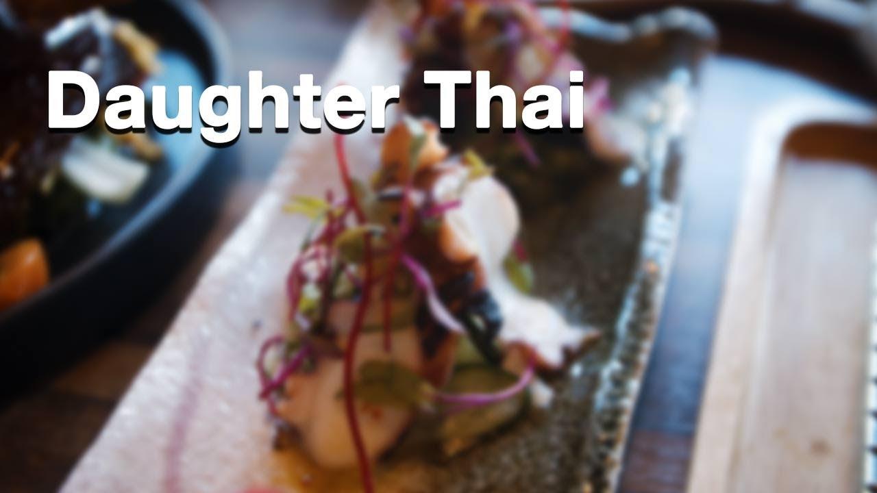 Daughter Thai Restaurant Tours S02e15 Youtube