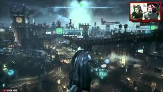 Batman arkham knight part 1