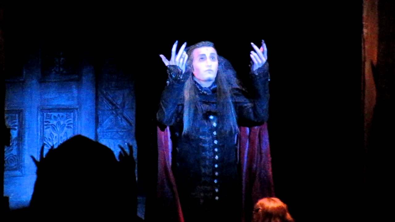 tanz der vampire - einladung zum ball [drew sarich] (ronacher/wien, Einladung