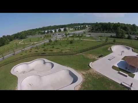Glasgow Skate Park, Bear, Delaware