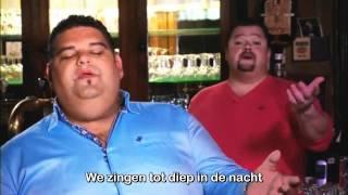 Frans Duijts en Django Wagner In Ons Café - TEKST - ondertiteld [  http://lucien51.nl/  ]
