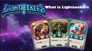 What Is Lightseekers