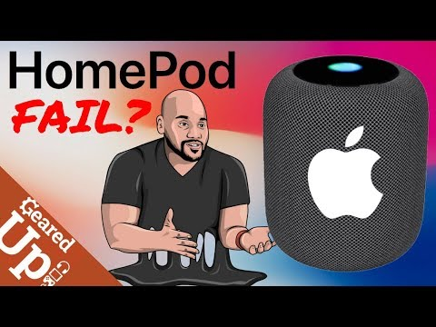 Why is the Apple HomePod Failing? - Geared Up