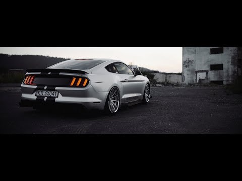 Ford Mustang on Air Suspension - #LifeOnAir