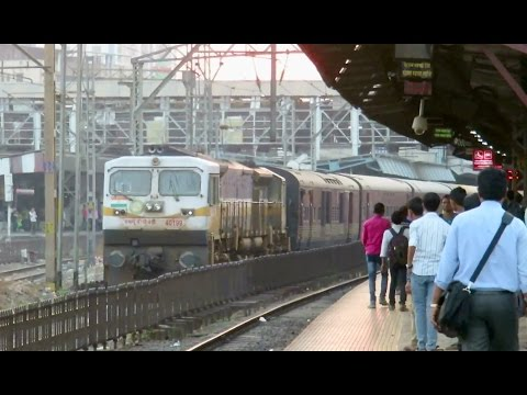 MAHARAJAS' EXPRESS : MOST LUXURIOUS and EXPENSIVE TRAIN : [5 IN 1] Special Coverage in MUMBAI
