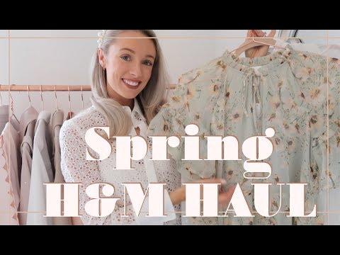 4202444ab H&M SS19 SPRING FASHION HAUL // Affordable Spring Dresses | Fashion Mumblr