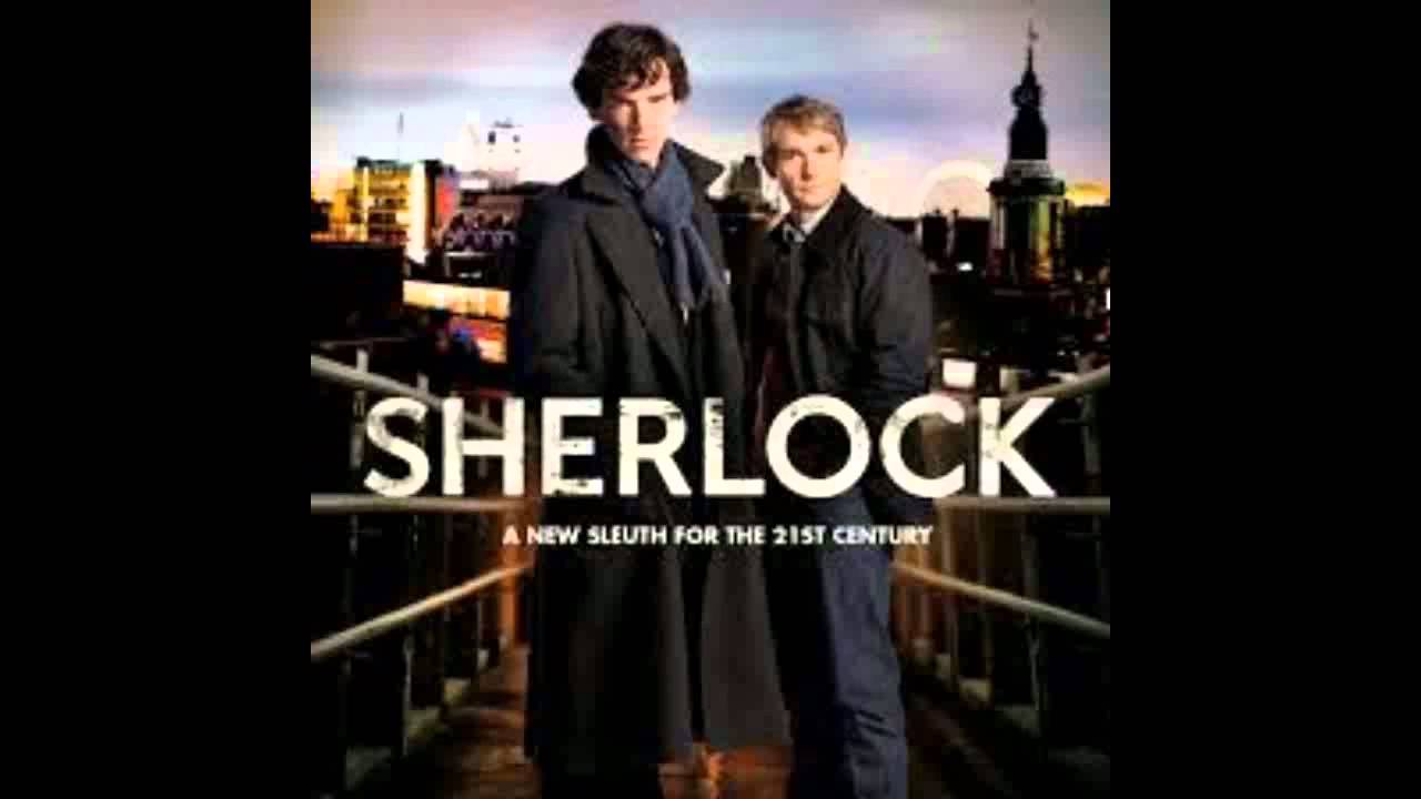 Sherlock theme song
