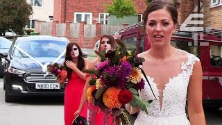 SHOCKED Bride Has to Drive to Wedding in a Funeral Car? | Don