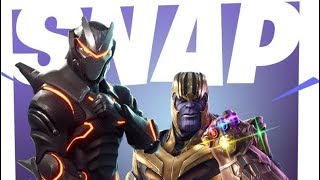 FORTNITE BATTLE ROYAL!/NEW SEASON 4 BATTLE PASS!/NEW INFINITY GAUNTLET IS HERE!