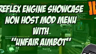 "Black Ops 2: Reflex Engine Non Host Mod Menu Showcase (Non Host ""Unfair Aimbot"")"