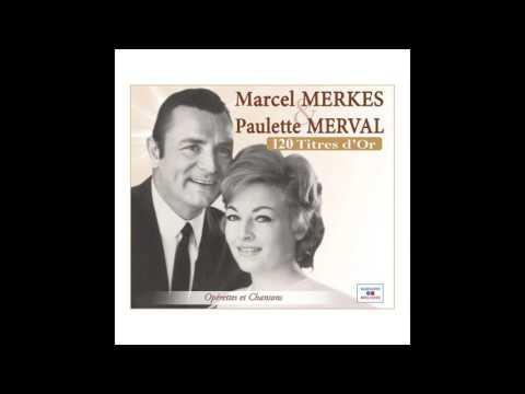 Marcel Merkes, Paulette Merval - L'Auberge du Cheval Blanc