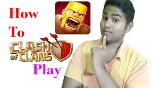 How to Play Clash Of Clans (Tamil)