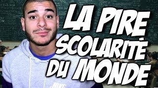 LA PIRE SCOLARITÉ DU MONDE - MY RILES LIFE #1